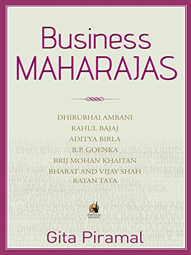 Business Maharajas Ebook