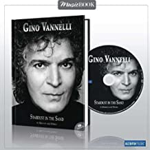 Gino Vannelli - CD und Buch - Stardust in the Sand- A Memoir and Music