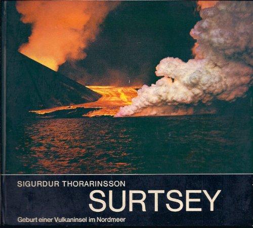 Surtsey, dt. Geburt e. Vulkaninsel im Nordmeer