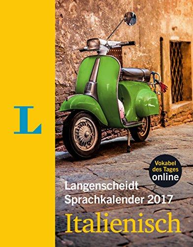 Livres Couvertures de Langenscheidt Sprachkalender 2017 Italienisch - Abreißkalender