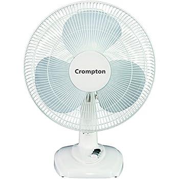 Buy Usha Maxx Air 400mm 55 Watt Table Fan White Online