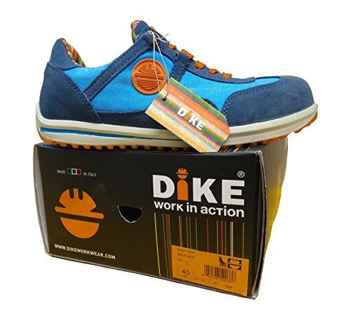 Dike Scarpe Antinfortunistiche Racy S1 P Blu