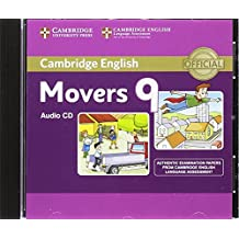 Cambridge English Young Learners 9 Movers Audio CD: Authentic Examination Papers from Cambridge English Language Assessment