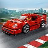 LEGO Speed Champions - Ferrari F40 Competizione - 75890 - Jeu de construction