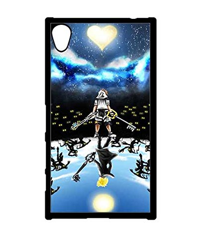 Preisvergleich Produktbild Kingdom Hearts Game Sony Xperia Z5 Hülle, Slim Fit Tough Protection Custom Hülle Fit for Sony Z5