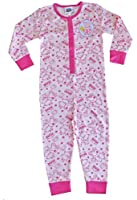 Peppa Pig Sleepsuit 1 to 5 Years Peppa Pig All In One Peppa Pig Pyjamas