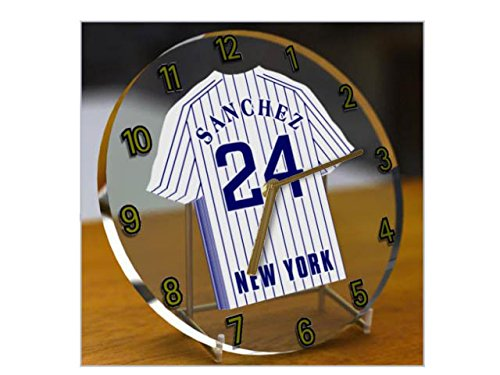 major-league-baseball-american-league-mlb-jersey-scrivania-orologi-ogni-nome-qualsiasi-ogni-team-per