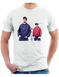 Beastie Boys Fight For Your Right Shoot New York White Men's T-Shirt