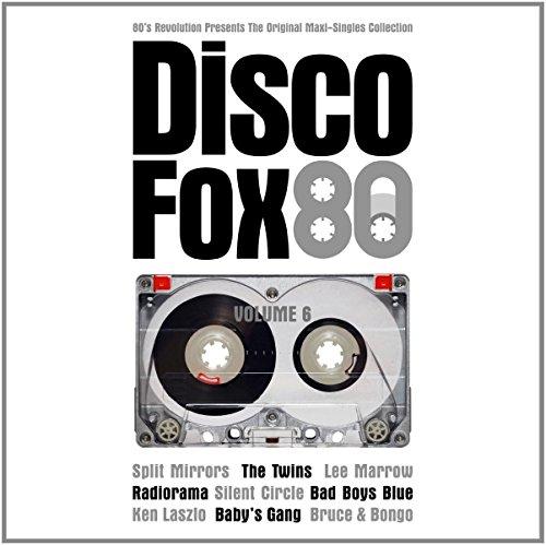 Disco Fox 80 Vol. 6 - The Original Maxi-Singles Collection