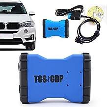 CALISTOUK Escáner de diagnóstico para coche o camión, 150E TCS CDP Pro Snooper + 2014 R2 o 2015 R1