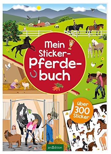 Kleine Sticker Activity Book (Mein Sticker-Pferdebuch (Mein Stickerbuch))