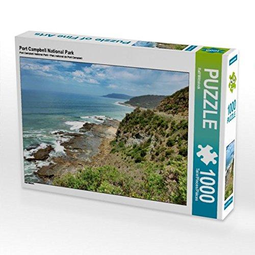 Port Campbell National Park 1000 Teile Puzzle quer (CALVENDO Natur)