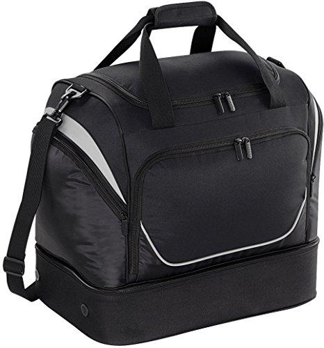 Quadra Sac de gym Pro Team hardbase Sac fourre-tout double compartiment de voyage Voyage bagages