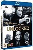 Unlocked (Blu-ray) Noomi Rapace, Orlando Bloom, Michael Douglas, John Malcovich (2017)