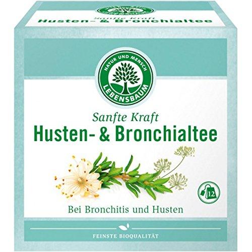 Lebensbaum Husten- & Bronchialtee