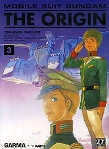 Mobile Suit Gundam - The Origin Edition simple Tome 3