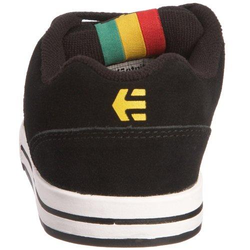 Etnies KIDS RONIN, Scarpe da skateboard unisex bambino nero (Schwarz (Black/Gold))