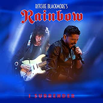 i surrender feat ronnie romero by ritchie blackmore 39 s rainbow on amazon music. Black Bedroom Furniture Sets. Home Design Ideas