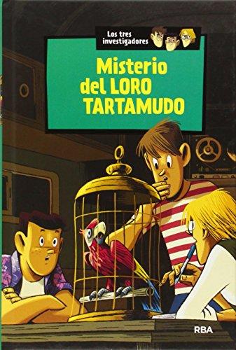 Misterio Del Loro Tartamudo por Arthur, Robert