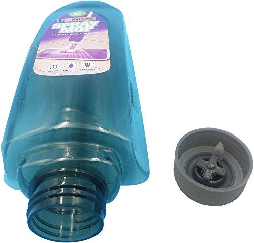 Vorfreude Ersatzteile nachfüllbar und Mehrwegflasche Container - 700 mL leer mit lebenslanger Garantie (Spray-mop-lösung)