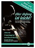 Aller Anfang ist leicht für Klavier. Einsteiger Klavier-Schule mit DVD und Playback-CD