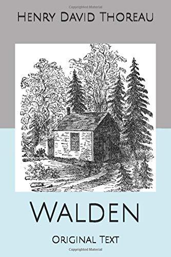 Walden: Original Text