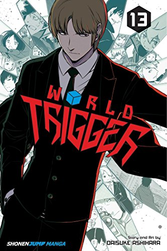 World Trigger, Vol. 13 Cover Image