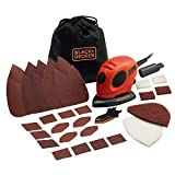 Picutre of BLACK+DECKER KA161BC Mouse Detail Sander with Accessories