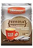 Minges Padinies Kaffeepads Crema Cappuccino, Kaffee, 15 Pads