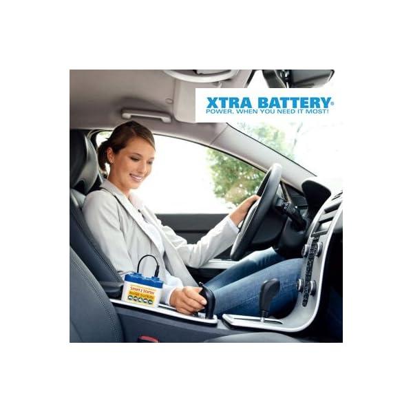 Arrancador Batería Xtra Battery