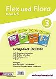 Flex und Flora: Paket Deutsch 3 (Bild: Amazon.de)