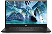 Dell XPS 15 7000 15.6-inch UHD IPS OLED Infinity Laptop - (Silver) Intel Core i7-9750H, 16 GB RAM, 512 GB SSD,