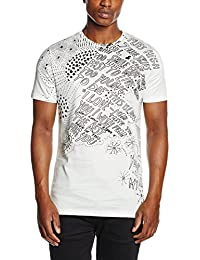 Antony Morato Stampa Writing, T-Shirt Homme