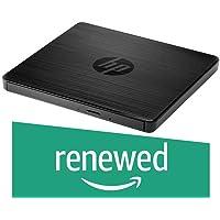 (Renewed) HP F6V97AA#ACJ External USB DVD-RW Drive