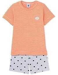 Petit Bateau Jungen Zweiteiliger Schlafanzug Pyjacourt_22600