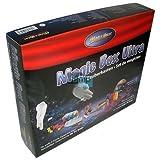 DAS Zauber-Paket: XXL-Kinder Zauber-Kasten-Koffer Zauberkasten Zauberkoffer mit Anleitungs-DVD und 75 Zaubertricks