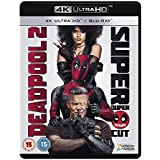 Deadpool 2 (Blu-Ray + Digital Download]