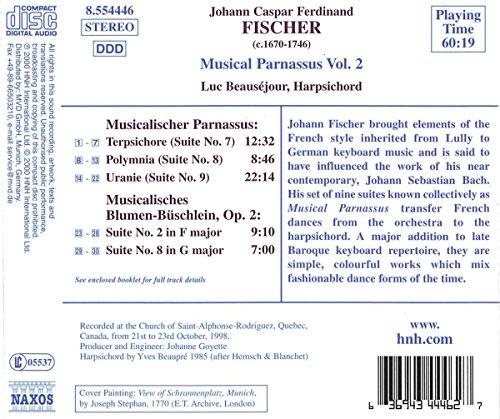 Fischer : Musical Parnassus Vo