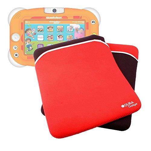 housse-etui-de-protection-en-neoprene-reversible-noir-rouge-resistant-a-leau-pour-tablette-jeu-educa