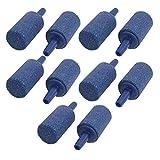 Best Sonline Air Stones - SODIAL(R) 10PCS 14.5mm x 25mm Mineral Bubble Release Review