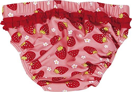 Playshoes-Baby-Mdchen-Schwimmwindel-Uv-Schutz-Windelhose-Erdbeeren