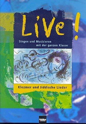 Live! Klezmer und Jiddische Lieder: Sbnr 135661