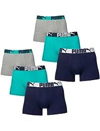 Puma 6 er Pack Boxer Boxershorts Men Pant Underwear new