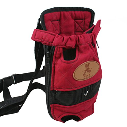 beautylife-pet-supplies-carrier-outdoor-tragbar-brust-pack-vorne-rucksack-canvas-rot-l