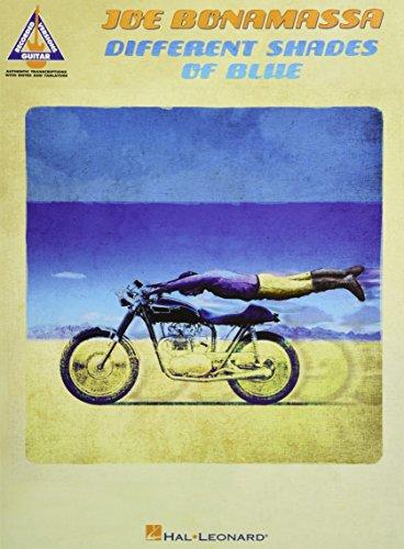 Joe Bonamassa - Different Shades of Blue (Guitar Recorded Versions)