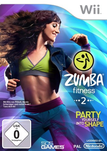 Zumba Fitness 2 - [Nintendo Wii] - Wii Party 2