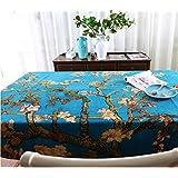 Hyun times Sencilla modernos manteles albaricoque arte de la cubierta de tabla paño de mesa de café telas drapeado de TV ( Tamaño : 200*145 )