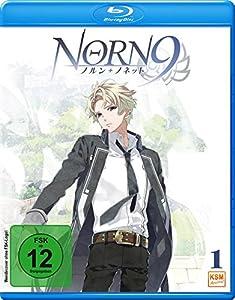Norn9 - Volume 1: Episode 01-04 im Sammelschuber [Blu-ray] [Limited Edition]