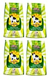 #4: 40 Kg- JOJO Cat Litter - Unscented- 10 Kg Pack of 4 - Total 40 Kg