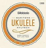 Die besten D'Addario Ukulele Strings - D'Addario EJ88B Saitensatz Nyltech Ukulele Baritone Bewertungen